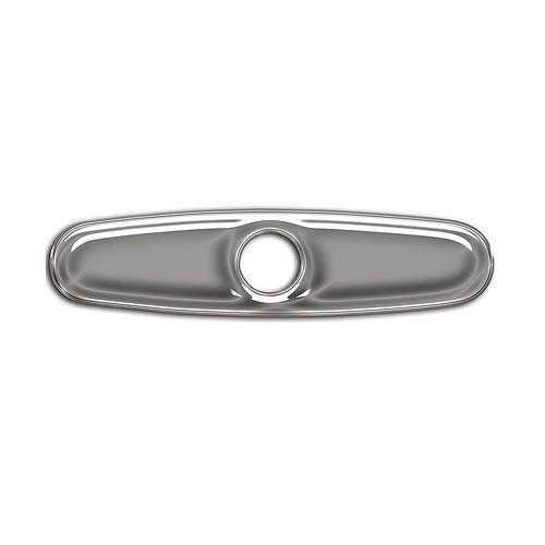 Blanco 10 inch Deck Plate, Chrome