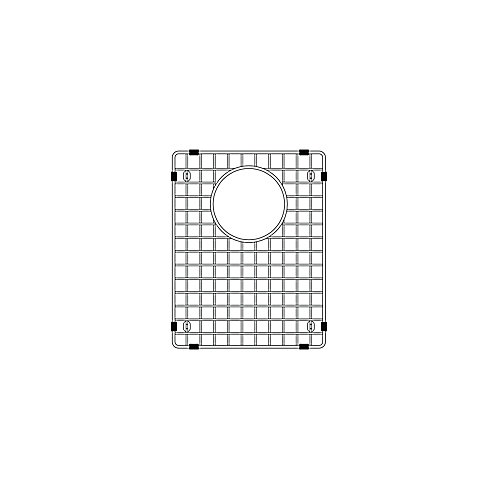 Precis Sink Grid Sm, Stainless Steel