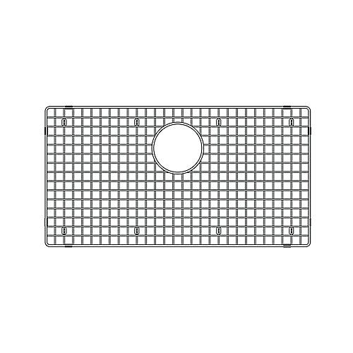 Precis Sink Grid, Stainless Steel