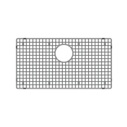Sink Grid for PRECIS U SUPER SINGLE, Stainless Steel