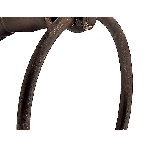 Kingsley Oil Rubbed Bronze Towel Ring