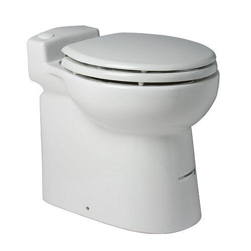Sanicompact monobloc toilettes / pompe