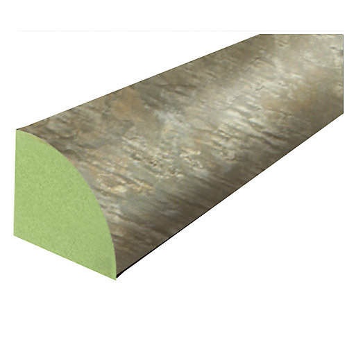 Green Slate Laminate Quarter Round - 94 In.