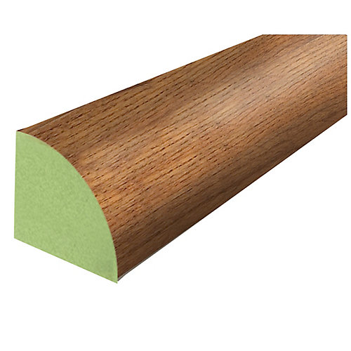 Montreal Gunstock Laminate Quarter Round - 94 In.
