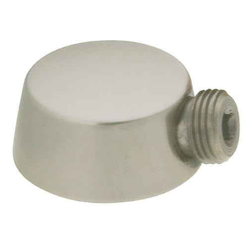 Coude de montage pour la douche à main 3867 (coude de montage seul.) - fini nickel brossé