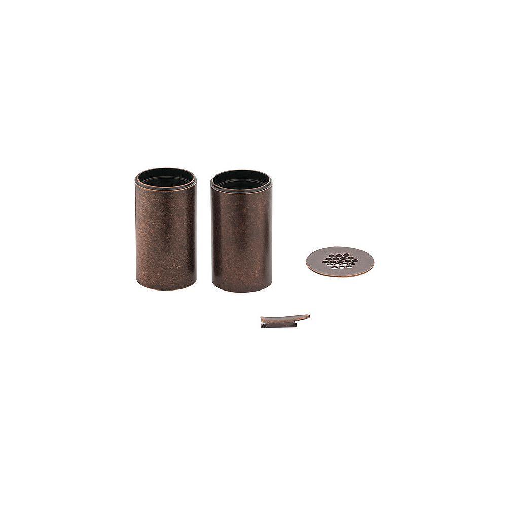 MOEN Kingsley Vessel Faucet Extension Kit in Oil Rubbed Bronze