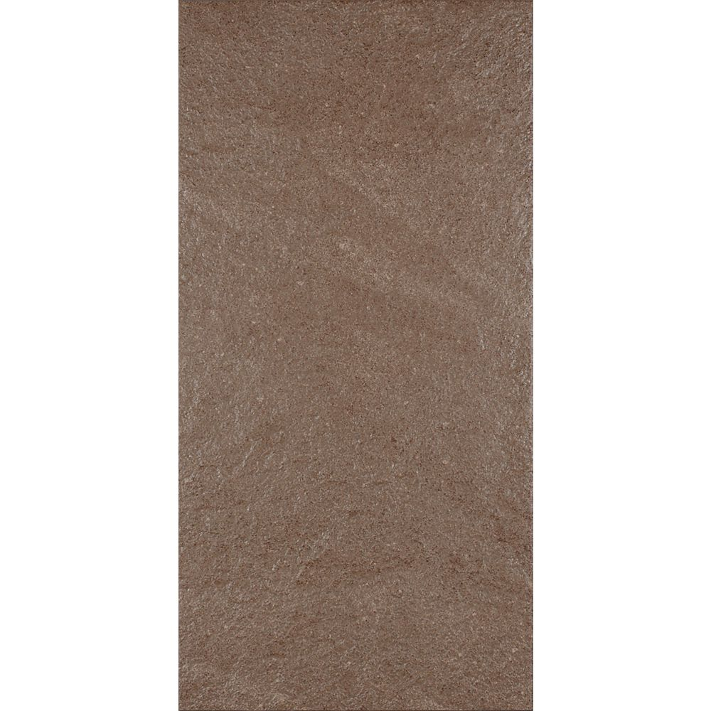 Eliane Ecostone Mocca Natural 12-inch x 24-inch Porcelain Floor & Wall Tile -( 11.52 Sq. ft. / Case)
