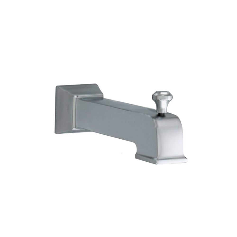 American Standard Town Square Diverter Tub Spout in Satin Nickel