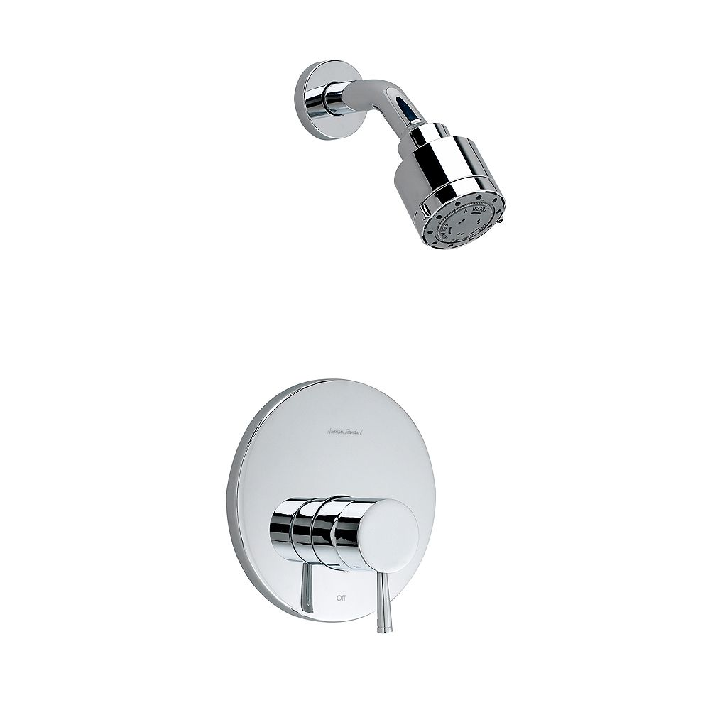American Standard Serin Shower Only Trim Kit in Polished Chrome