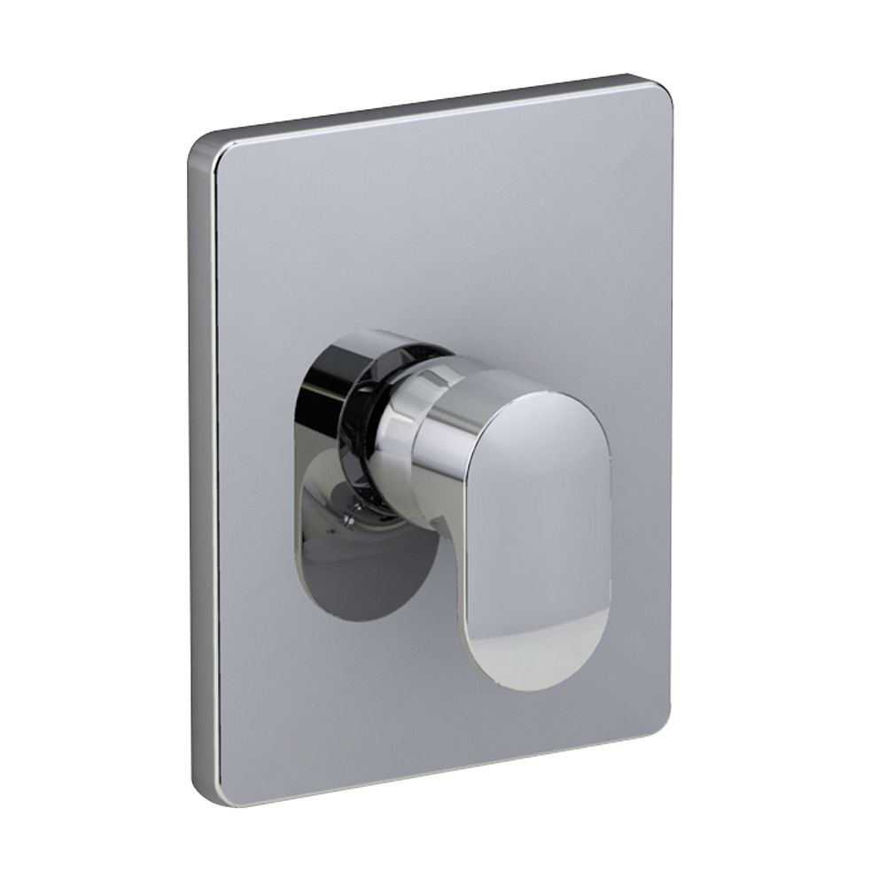 American Standard Moments 1-Handle Valve Trim Kit in Polished Chrome (Valve Not Included)