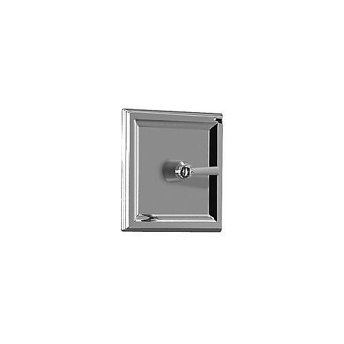 Town Square 1-Handle Central Thermostat Valve Trim Kit in Polished Chrome (Valve Not Included)