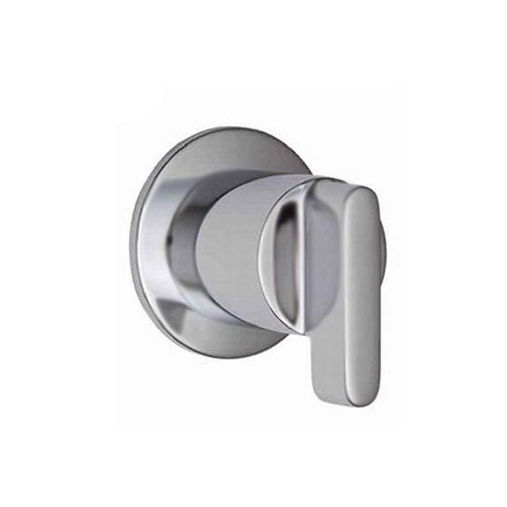 American Standard Moments 1-Handle Diverter Valve Trim Kit in Stainless Steel (Valve Not Included)
