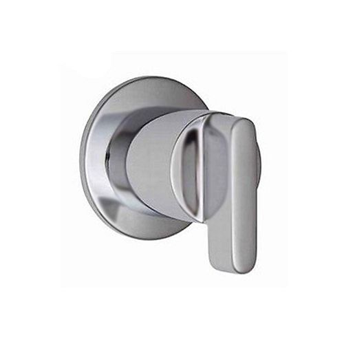 Moments 1-Handle Volume Control Valve Trim Kit in Stainless Steel (Valve Not Included)