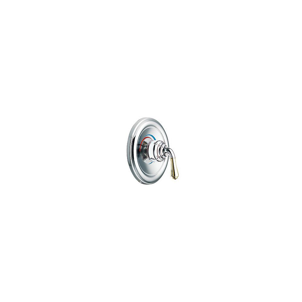 MOEN Monticello Moentrol Valve Trim (Trim Only) - Chrome/Polished Brass Finish