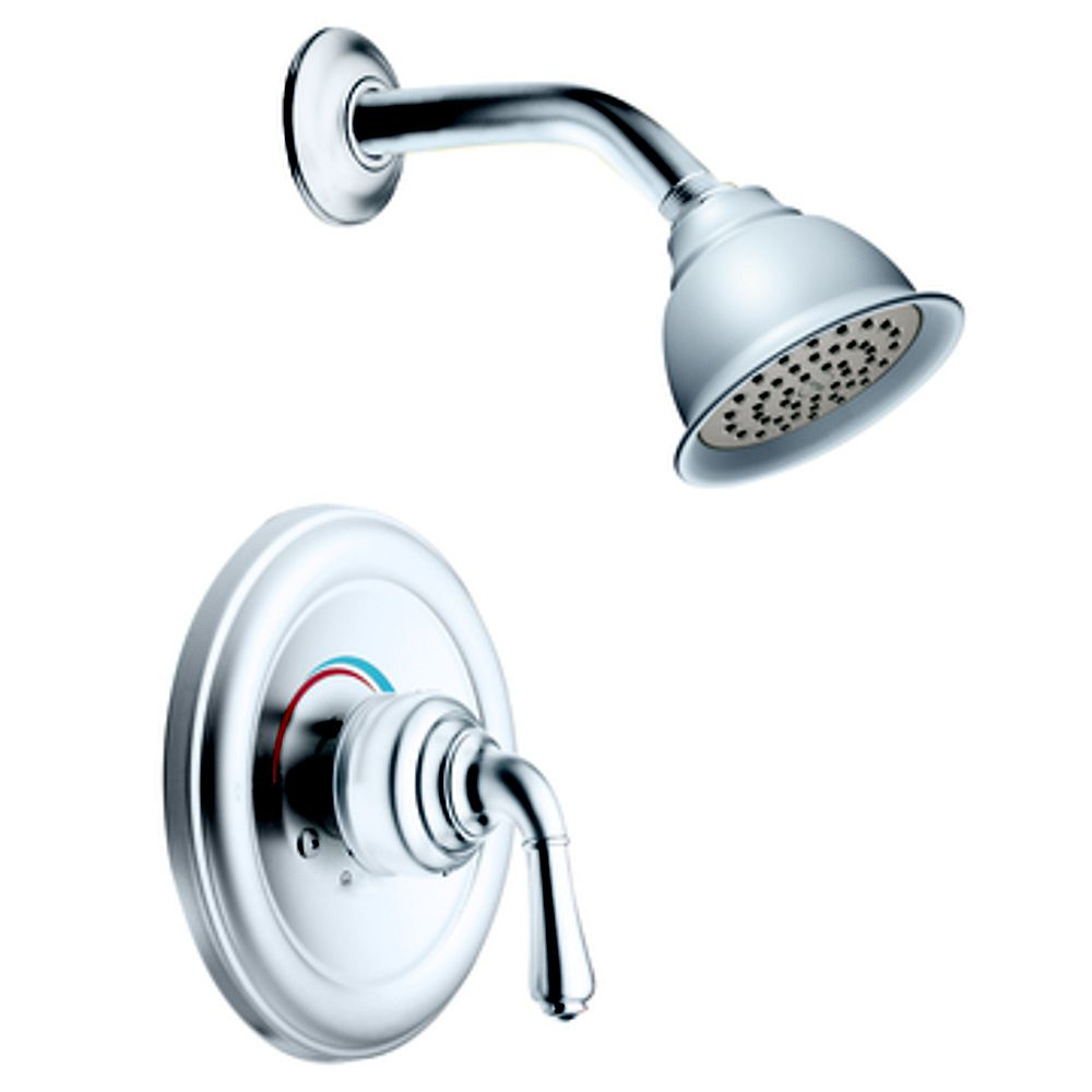 MOEN Moentrol Shower Faucet in Platinum
