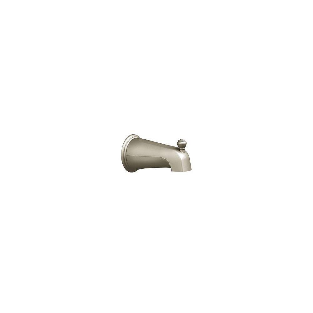 MOEN Diverter Spout in Brushed Nickel