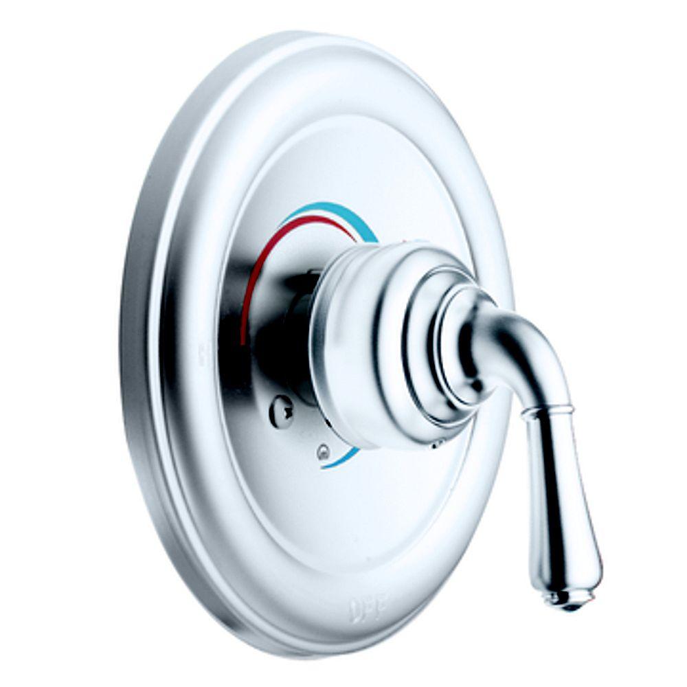 MOEN Moentrol Valve Faucet in Platinum