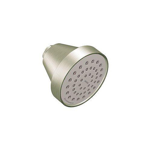 MOEN Align Level 1-Spray Fixed Shower Head in Brushed Nickel