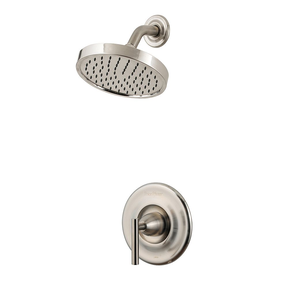 Pfister Contempra Single-Handle Shower Faucet in Brushed Nickel