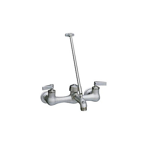 Kinlock Service Sink Faucet In Rough Plate