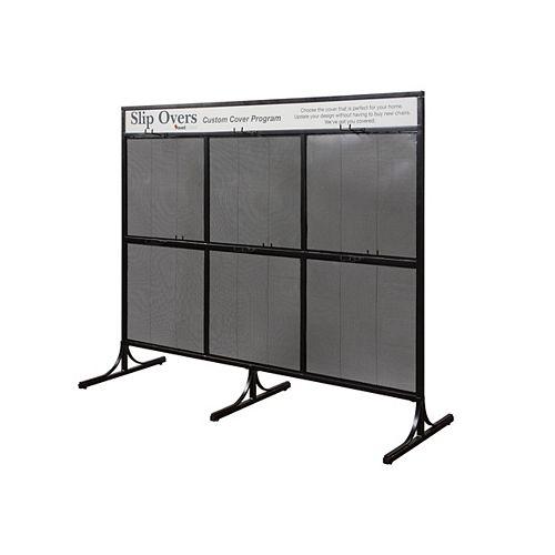 Slip Over Display Rack