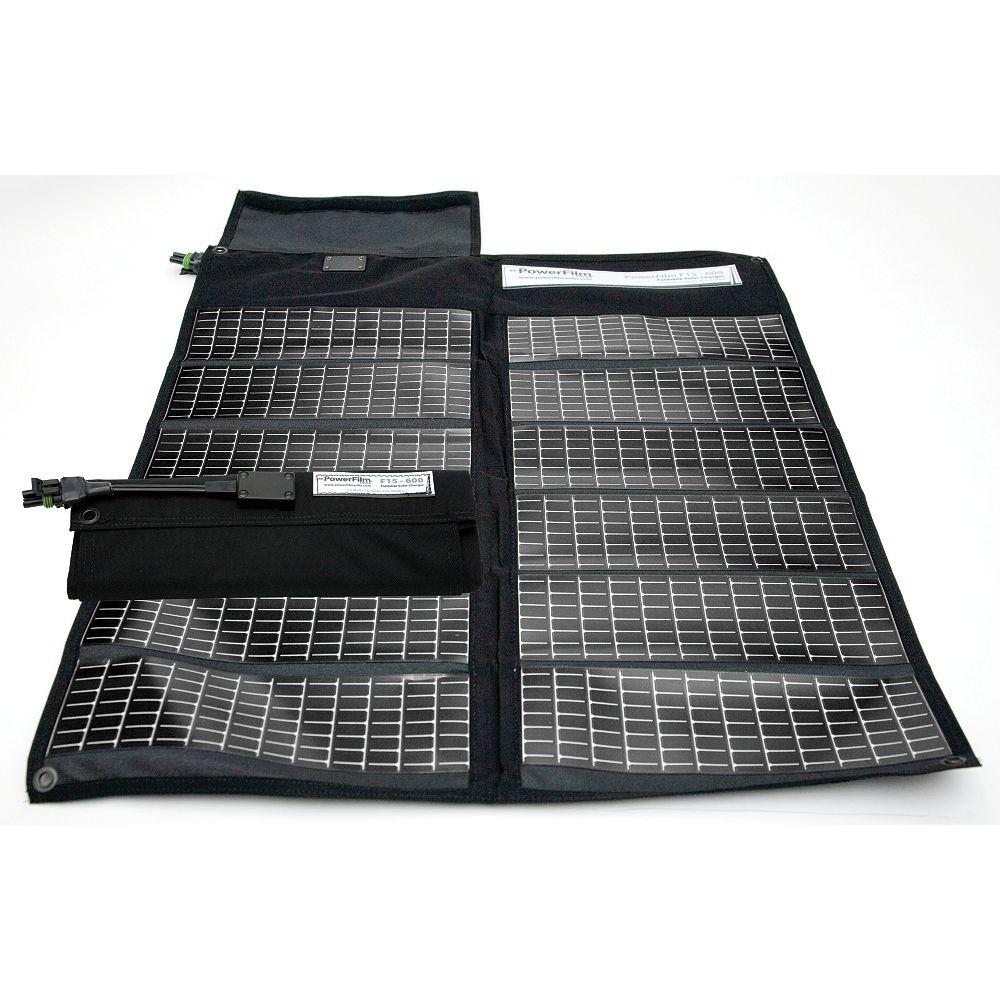 PowerFilm Foldable Solar Charger 10 WATT