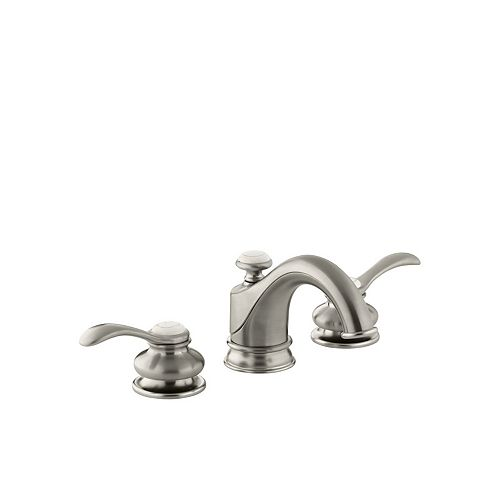 Fairfax(R) widespread bathroom sink faucet with lever handles