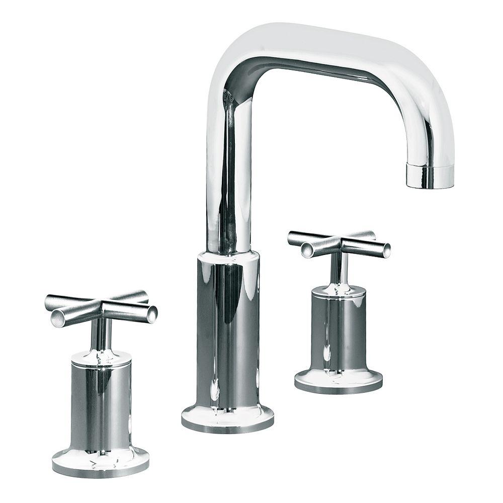KOHLER Robinetterie de baignoire Purist®, montage en surface, pour robinet a haut debit