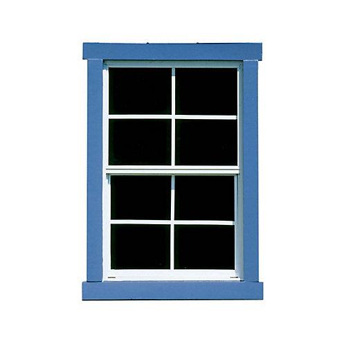 Petite fenêtre carrée