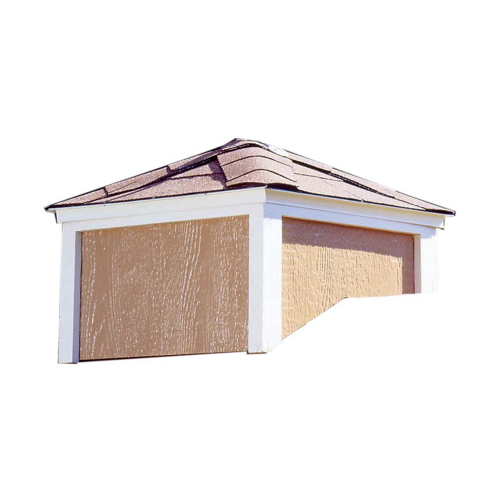 Handy Home Products Cupola for 8 ft. & 10 ft. W Buildings