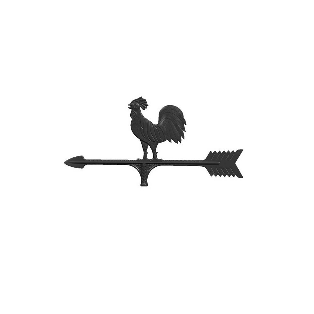 Handy Home Products Small Rooster Weathervane