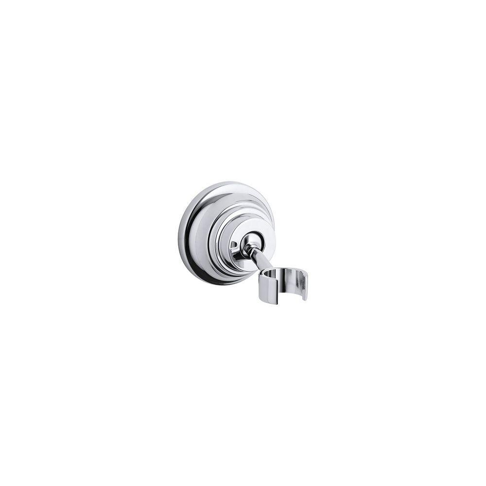 KOHLER Bancroft Wall-Mount Hand shower Holder In Polished Chrome
