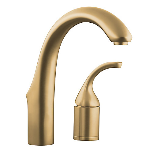 Forté(R) two-hole bar sink faucet with lever handle