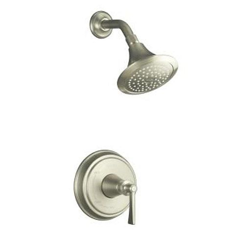 KOHLER Archer Shower Faucet in Vibrant Brushed Nickel