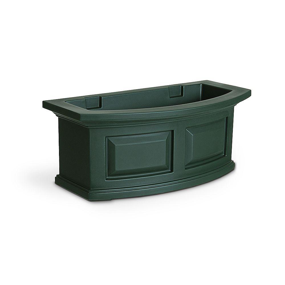 Mayne Nantucket Window Box 2FT - Green