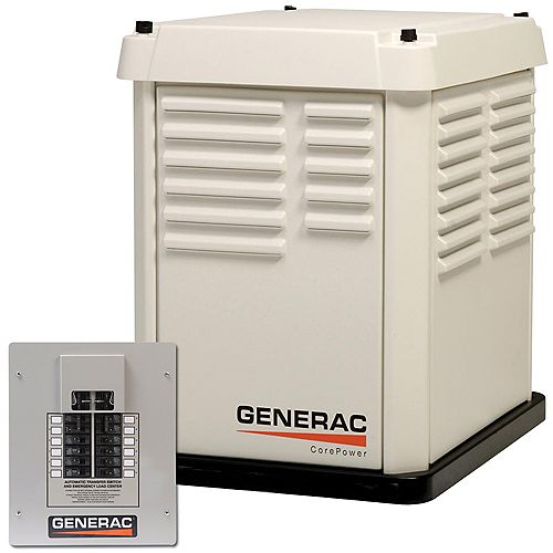 CorePower 7kW Automatic Home Standby Generator