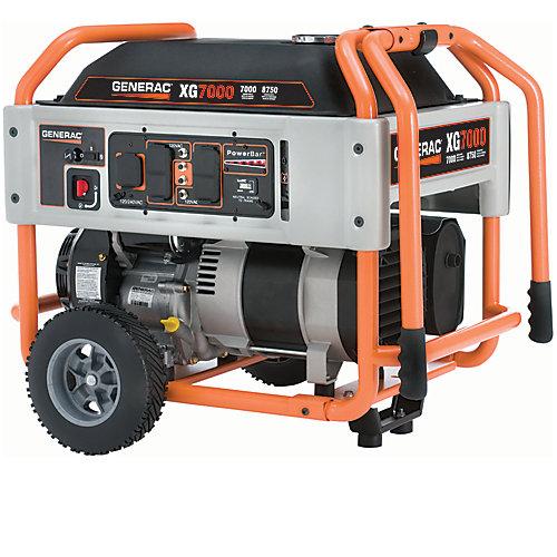 XG 7000 Watt Electric Start Portable Generator