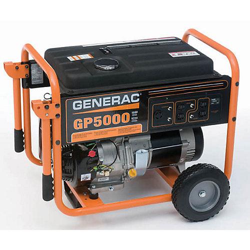 GP 5000 Watt Portable Generator