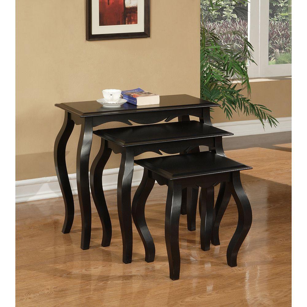 Worldwide Homefurnishings Inc. Clarissa Nesting Table Set