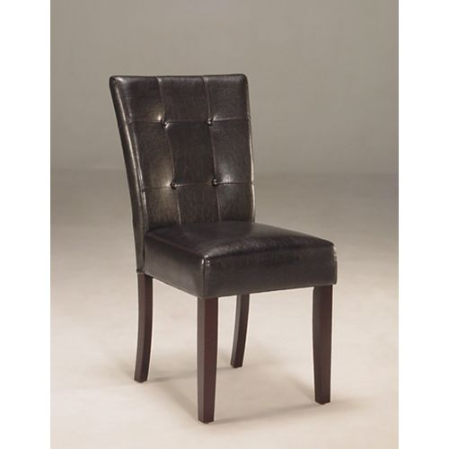 Oliver Parsons Chair Black (Set of 2)