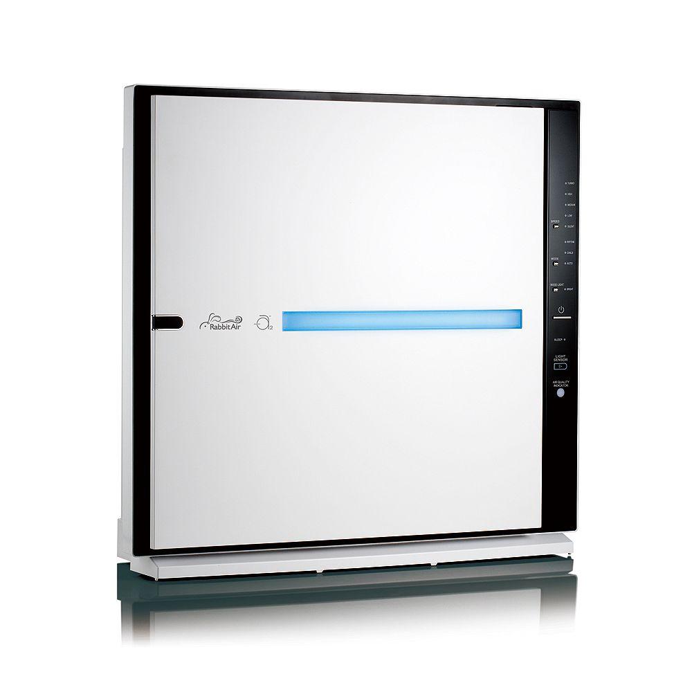 Rabbit Air MinusA2 Ultra Quiet Air Purifier (Odor Remover) - ENERGY STAR®
