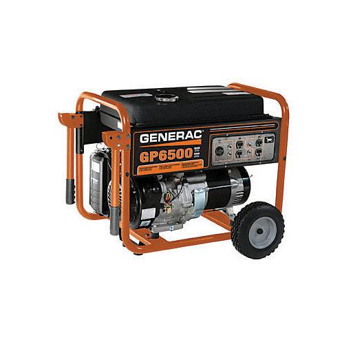 GP 6500 Watt Portable Generator