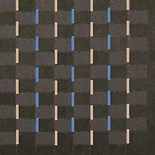 Paillasson rectangulaire Checkerboard, 2pi4po x 3pi7po