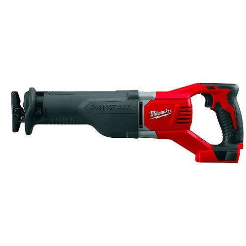 M18 18V Lithium-Ion Cordless SAWZALL Reciprocating Saw (Tool Only)