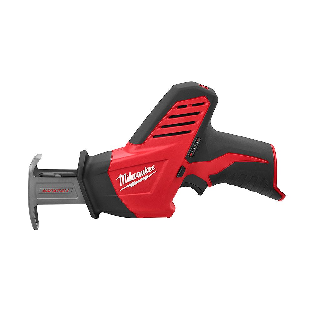 Milwaukee Tool M12 12V Lithium-Ion HACKZALL Cordless Reciprocating Saw (Tool-Only)