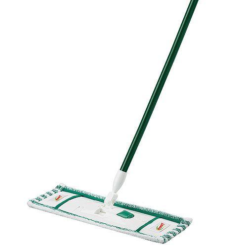 Libman Vadrouille en microfibre pour nettoyage sec/humide