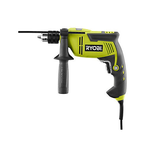 6.2 Amp 5/8-inch Variable Speed Reversible Hammer Drill