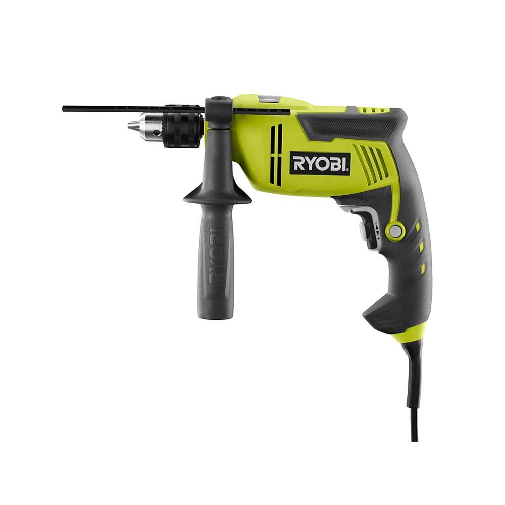 RYOBI 6.2 Amp 5/8-inch Variable Speed Reversible Hammer Drill