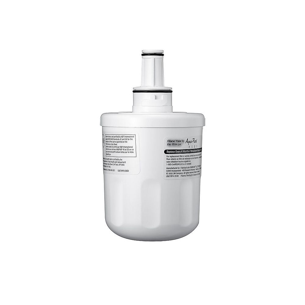Samsung Genuine Side By Side French Door Refrigerator Water Filter The Home Depot Canada