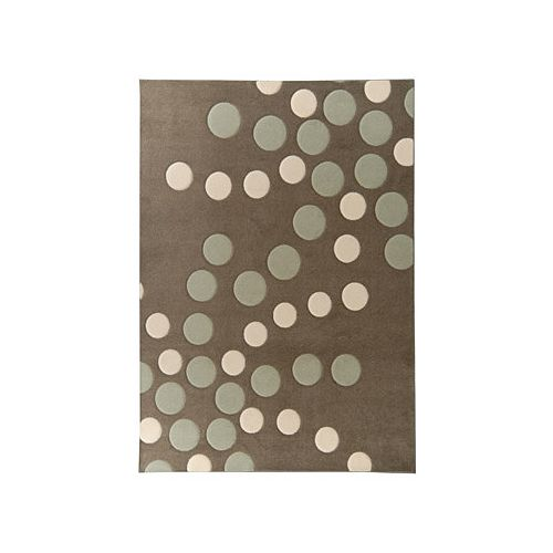 Lanart Rug Coolio Grey 2 ft. x 8 ft. Indoor Rectangular Area Rug